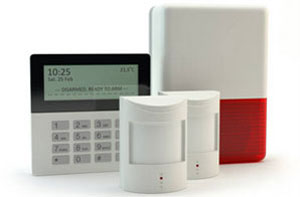 Burglar Alarm Installation Westgate-on-Sea UK
