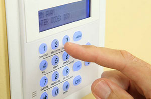 Burglar Alarms Airdrie Scotland (ML6)